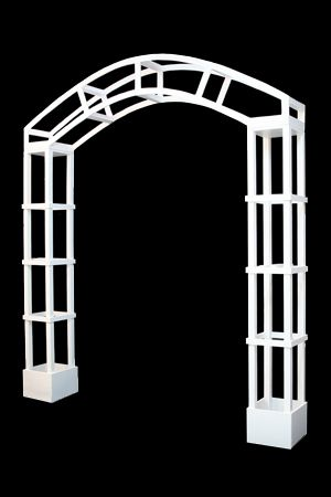 Archway - wooden