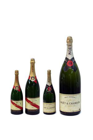 Bottles - Champagne