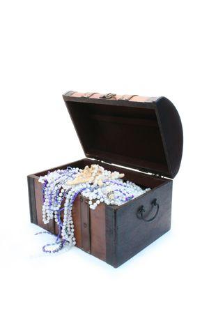 Treasure Chest with Treasure