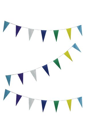 Bunting - Multi Coloured
