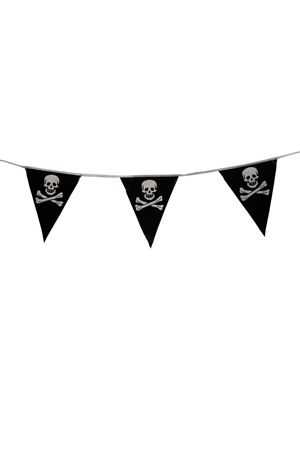 Bunting - Pirate