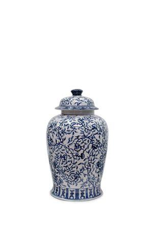 Vase - Oriental Blue China
