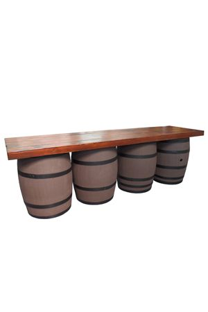Bar - Barrel Top