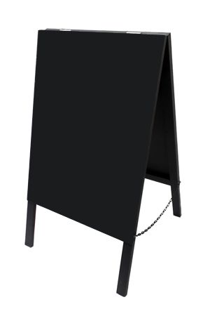 Black Board - \'A\' Frame