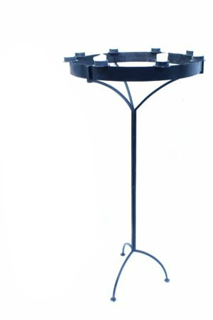 Candelabra - Floor Standing Wrought Iron