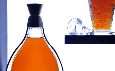 Display Branding for Jim Beam and Courvoisier