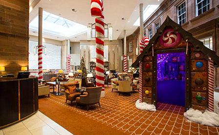 Waldorf Caledonian Hotel
