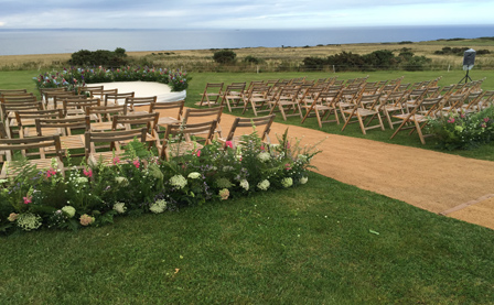 Woodland Chic Wedding